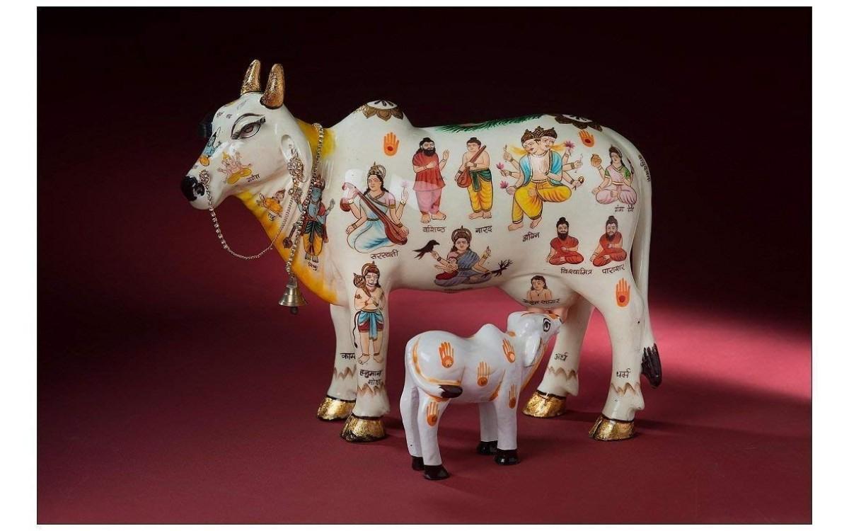 COW ke Kamdhenu Avatar